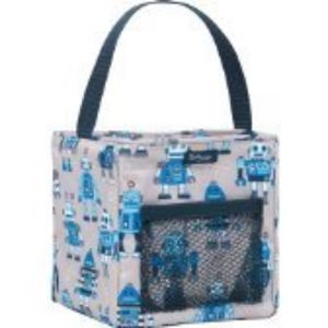 NEW carry all caddy in robot print from 31